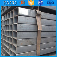Tianjin square rectangular pipe ! structural square steel tube good products hollow steel price