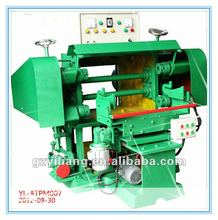 Double Shafts automatic polishing/grinding machine for metals