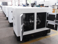 Price 20kva Soundproof Diesel Generator With Perkins Engine