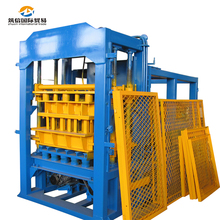 qt 6-15 fly ash brick making machine block making hollow bricks making machine price for sale in durban