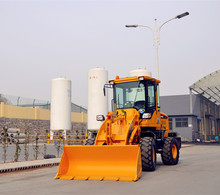 well design mini loader with EPA certificate