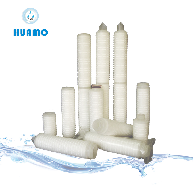 PP Membrane Pleated Filter Cartridge for Pre-filtration or RO system,DI water