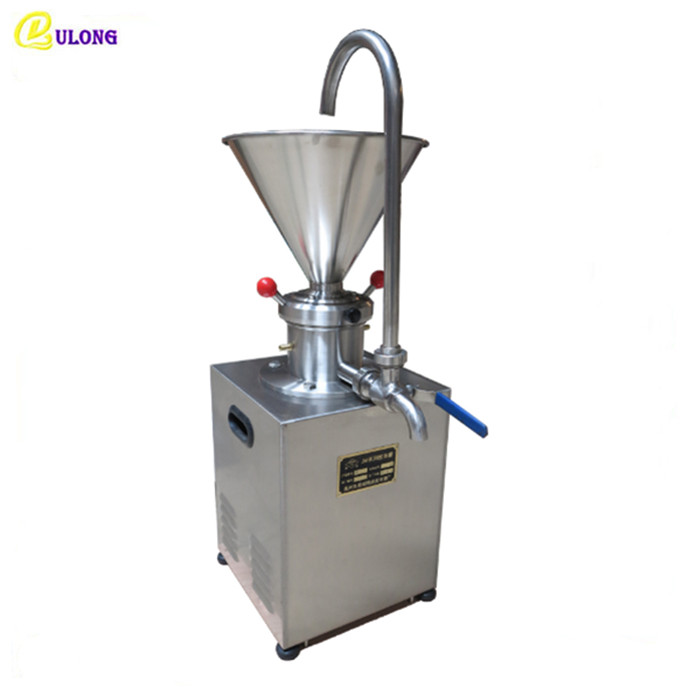 Dulong brand peanut butter grinding machine maker price