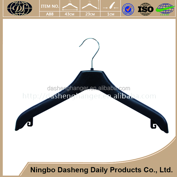 New Low Cost Home Decoration Portable Fur Coat Hanger