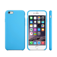 hot selling for iphone 6s silicon soft ultra slim case