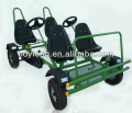 pedal go kart with 4seats adult pedal go kart family go kart(F4150)