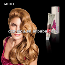 MIDO salon fashion hair colour semi permanent hair colour