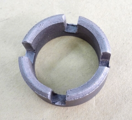 crwon type diamond segment for core drill bit for concrete cutting