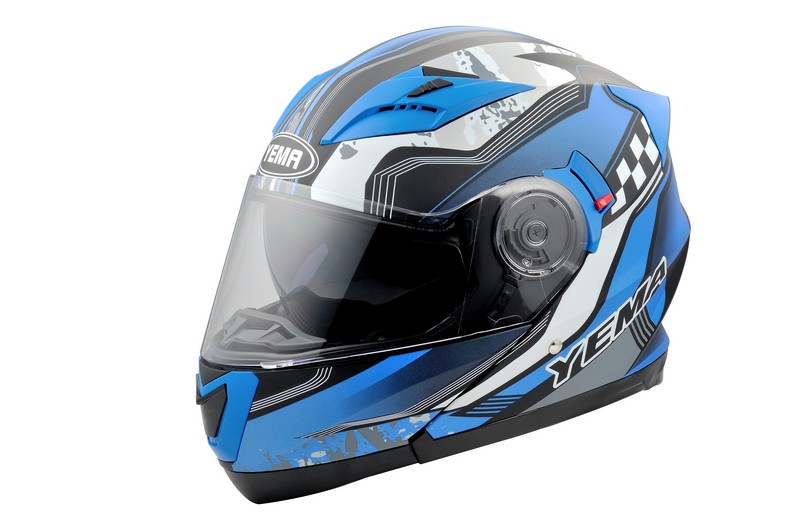 Helmet manufacturer wholesale German design with DOT approved modular motorbike helmet full face motorcycle helmet