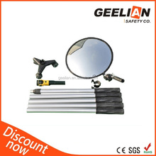 Under Car Trolley Mirror/under vehicle security checking mirror