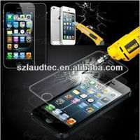 Glass Screen Protector For Apple iPhone 5 5G 5S 5C,Tempered Explosion Proof Film