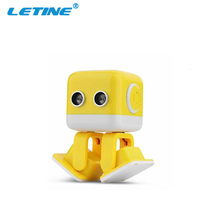 2018 High Quality Intelligent Smart Talking Robot Toy For Children Music Playing Bluetooth Mobile Phone APP Remote Control
