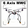 2014 New F550 2.4G 7CH 6 Axis Quadcopter FlameWheel W/ MMC & Landing Gear Auto Balance Controller Radio/Battery Quad-Multi copte