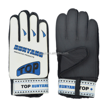 Custom made leather american football gloves custom football gloves