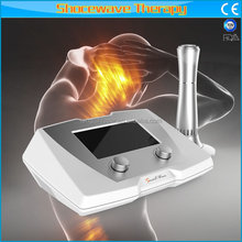 Professional neck physical therapy equipment/ shock wave physiotherapy machine