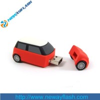 Mini red car shape usb pendrive 8gb