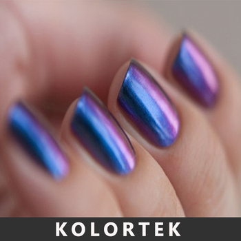 how to use pigment powder on nails