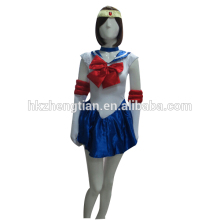 Walson xxxxl fancy dress Sexy Christmas Sailor Moon Fancy Dress Costume Carnival Suit Lingerie
