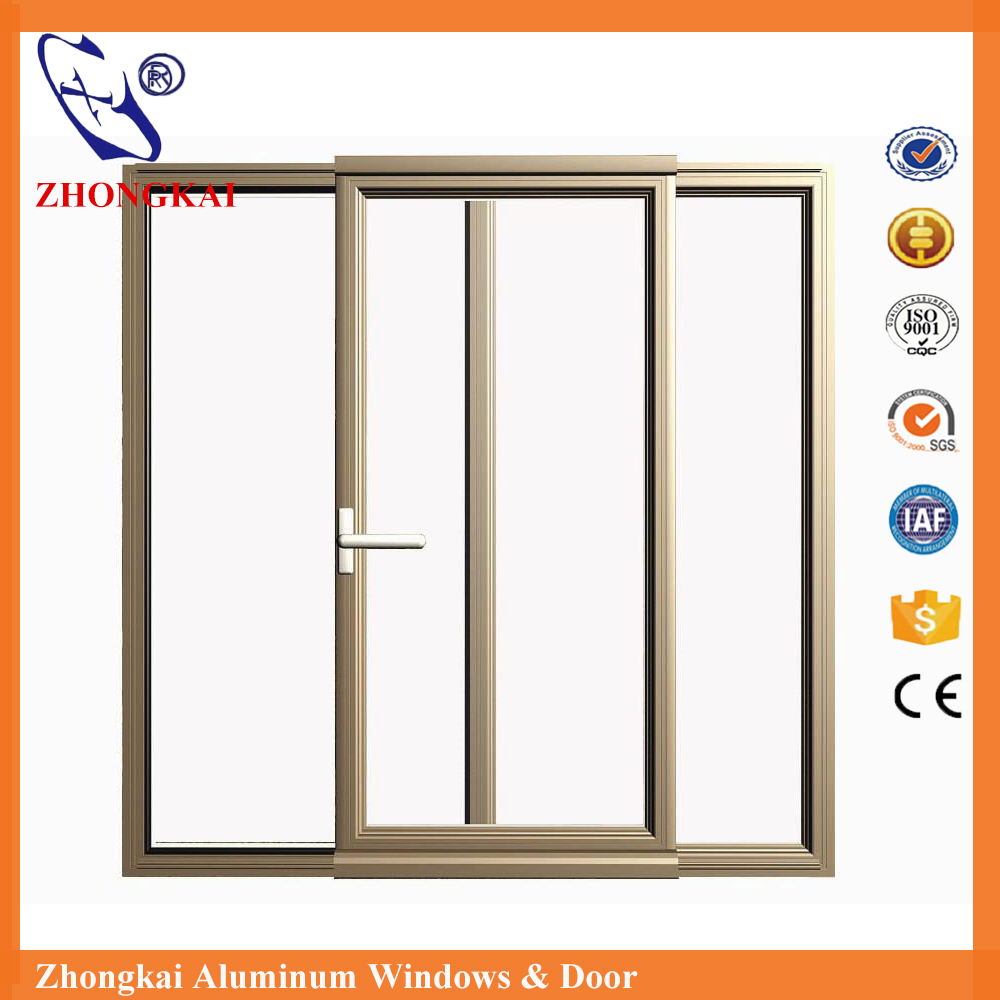 2016 Aluminium Interior Sliding Barn doors for bathroom and closet