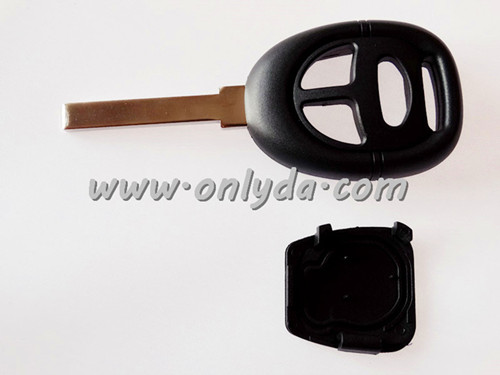 High quality key blank for SAAB, SAAB 3 button remote key shell