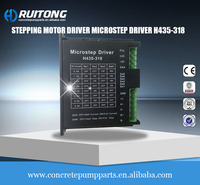 Stepping Motor Driver Microstep Driver H435-318 concrete pump truck parts pump truck accessory
