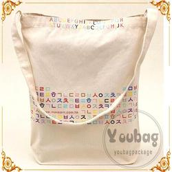 Cheap new design blank tote cotton bag with Custom Printed Logo
