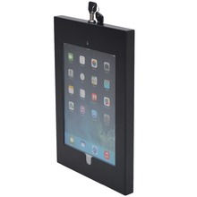 "Customized Anti theft Display Business Public Use Metal Tablet Enclosure Case For 7""-14"" Tablet"