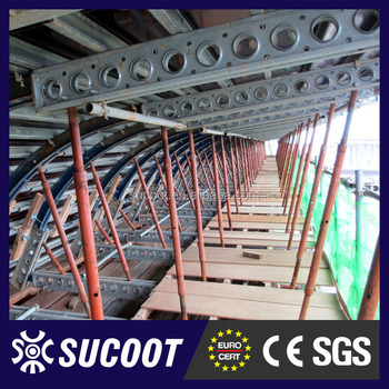 High Quality Construction Building Steel Beam For Formwork System