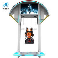2017 acrade rides 9D Simulator Indoor Skydiving Virtual Reality VR Game Center
