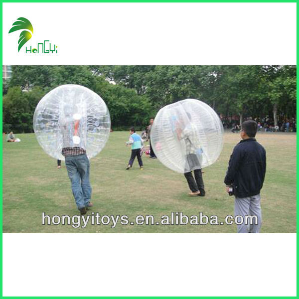 Giant Human Bubble Ball , Human Zorb Ball , Inflatable Bubble Ball For Sale
