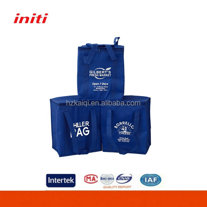 New Arrival Promotion Extra Large Insulated Cooler Bag for Frozen Food
