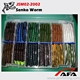 Wholesale free sample soft fishing lure plastic senko worm