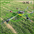 Heavy lift drone agricolas automatic flight crop spraying UAV with certification