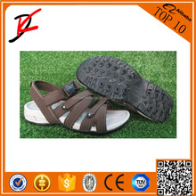 Arabic Fashion Men's Sandals Outdoor Beach PU Leather Sport Sandals Shoes New
