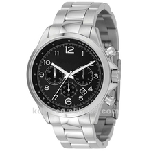 2015 Paidu stainless steel chronograph watch slim chronograph watch