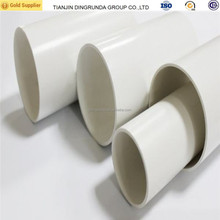 8'' PVC pipes use for gravity pressure water pipe