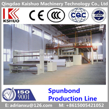 Kaishuo China non-woven machinery spunbond production line