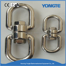 Stainless Steel Double Eye Swivel