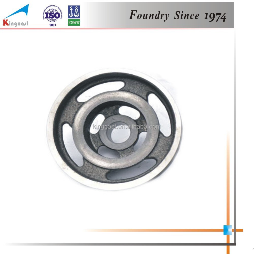 Wholesale industry ductile cast iron hand wheel