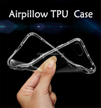 2017 Shenzhen factory wholesale cell phone case Air cushion shell adsorption buffer mobile phone case for huawei P10 PLUS