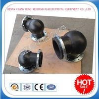 factory manufacturer rubber elbow