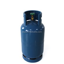 295 high strength steel 12.5kg LPG cylinder for home cooking and comping