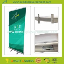 retractable banner screen promotion roll up banner