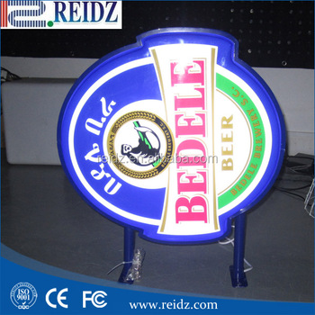 Factory price Custom High Quality Outside Led Light Signs for advertising
