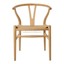 replica hans wegner Wishbone chair CH24 y chair
