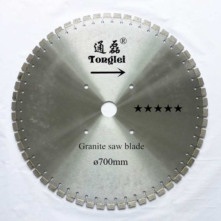 circular saw blade 700 for sandstone