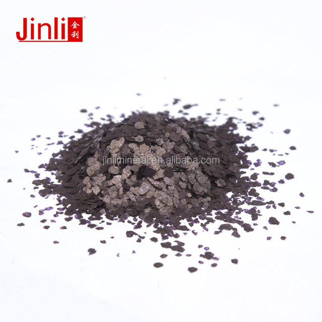 Black Mica Red Mica on Sale Color Mica Powder from Chinese manuufacture