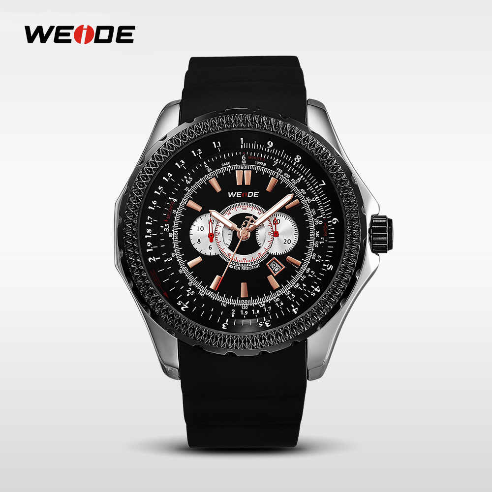WEIDE Japan Movt Time Service International Watches