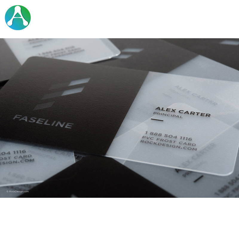 Glossy/Matte 0.8mm PVC Plastic Sheet for ID Card/Business Card