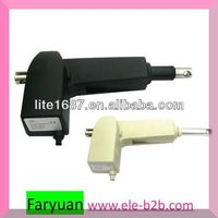 micro linear motor actuator for medical bed